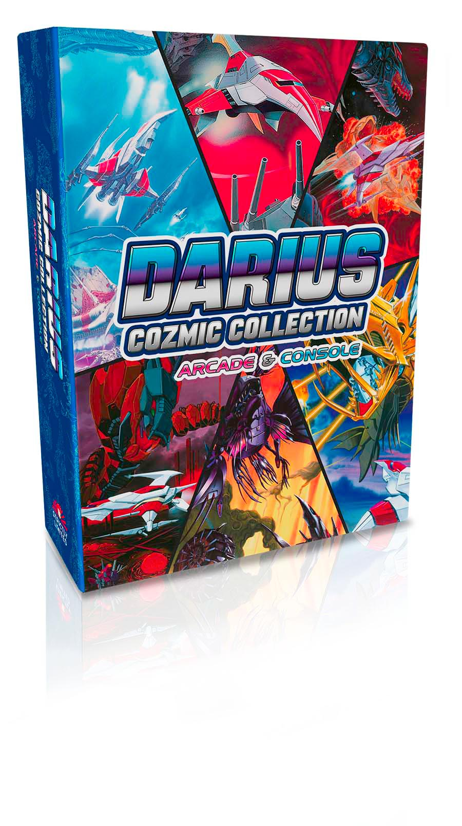 Darius Cozmic Collection – Strictly Limited Games